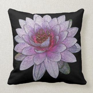 """Almofada Travesseiro decorativo 20"""" do poliéster de Lotus x"""
