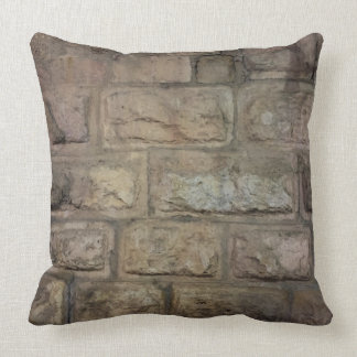 """Almofada Travesseiro decorativo 20"""" do poliéster do tijolo"""