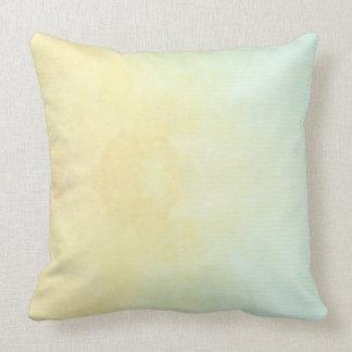 Almofada Travesseiro decorativo abstrato das cores Pastel