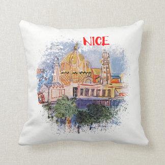 "Almofada Travesseiro decorativo agradável bonito 16"" x 16"""