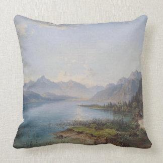 Almofada Travesseiro decorativo alpino da região selvagem