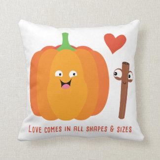 Almofada Travesseiro decorativo bonito da queda do amor da