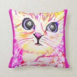 Almofada Travesseiro decorativo bonito do gatinho