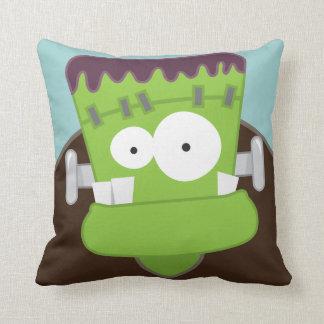 Almofada Travesseiro decorativo bonito do monstro de