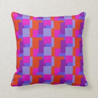 Almofada Travesseiro decorativo colorido