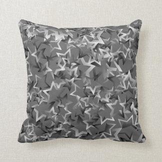 """Almofada Travesseiro decorativo com do """"design das estrelas"""