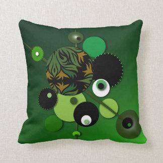 """Almofada Travesseiro decorativo com dos """"design da azeitona"""