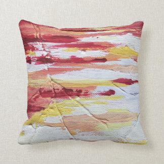 Almofada Travesseiro decorativo com trabalhos de arte