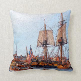 Almofada Travesseiro decorativo continental do barco do