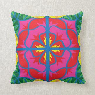 Almofada Travesseiro decorativo cor-de-rosa de Valência