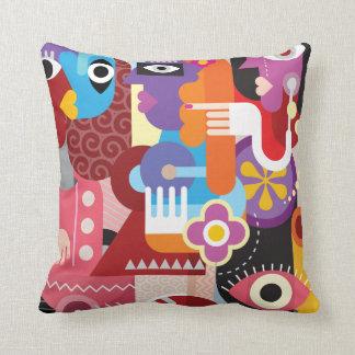 Almofada Travesseiro decorativo da arte de Pell 631