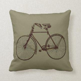 Almofada Travesseiro decorativo da bicicleta da bicicleta