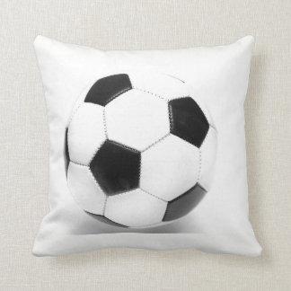 Almofada Travesseiro decorativo da bola de futebol