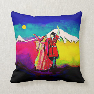 Almofada Travesseiro decorativo da dança