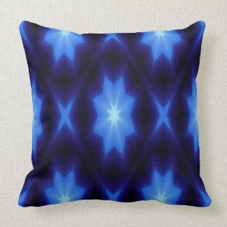 Almofada travesseiro decorativo da estrela 8 do triângulo