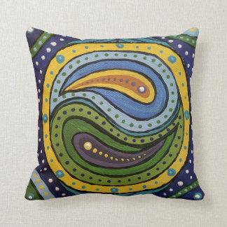 Almofada Travesseiro decorativo da harmonia