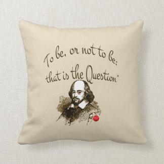 Almofada travesseiro decorativo da lança da agitação