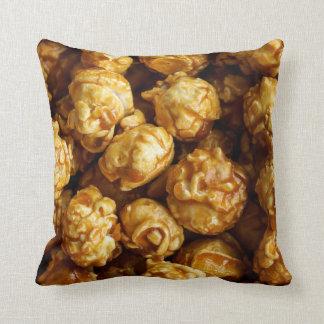 Almofada Travesseiro decorativo da pipoca do caramelo
