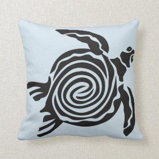 Almofada Travesseiro decorativo da tartaruga