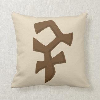 Almofada Travesseiro decorativo de Bandos