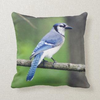 Almofada Travesseiro decorativo de Jay azul