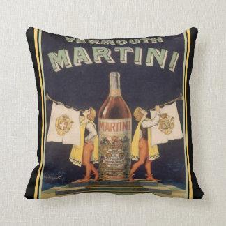 Almofada Travesseiro decorativo de Martini do vermute