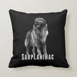 Almofada Travesseiro decorativo de Sarplaninac