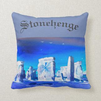Almofada Travesseiro decorativo de Stonehenge