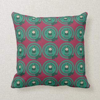 Almofada Travesseiro decorativo de vencimento do amigo do