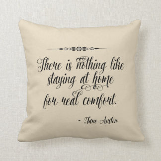 Almofada Travesseiro decorativo decorativo das citações da