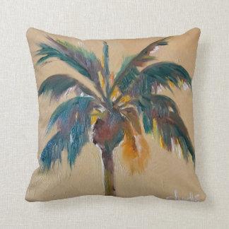 Almofada Travesseiro decorativo do algodão da palma,
