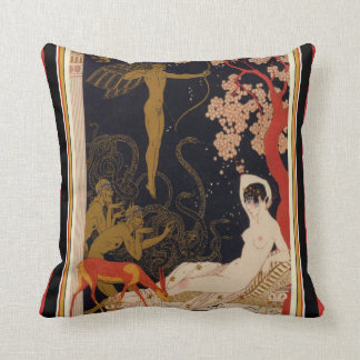 Almofada Travesseiro decorativo do art deco de George