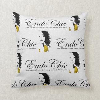 Almofada Travesseiro decorativo do azulejo de EndoChic