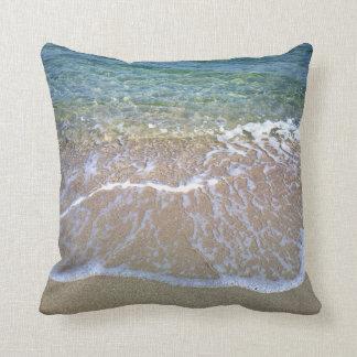 Almofada Travesseiro decorativo do beira-mar