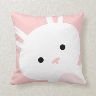 Almofada Travesseiro decorativo do berçário do coelho do
