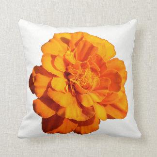 Almofada Travesseiro decorativo do cravo-de-defunto