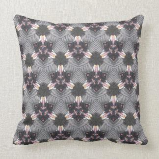 Almofada Travesseiro decorativo do design geométrico da asa