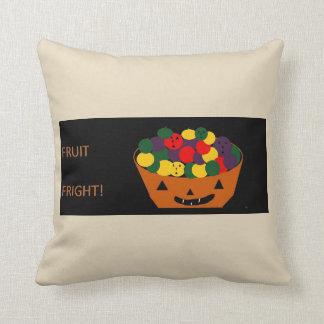 Almofada travesseiro decorativo do Dia das Bruxas da