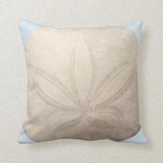 Almofada Travesseiro decorativo do dólar de areia