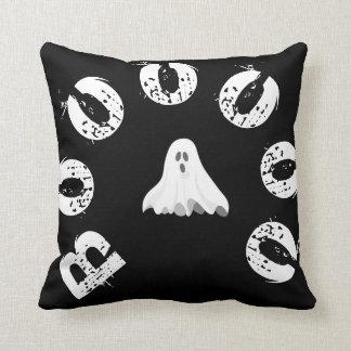 Almofada Travesseiro decorativo do fantasma da vaia