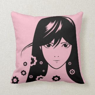 Almofada Travesseiro decorativo do florista