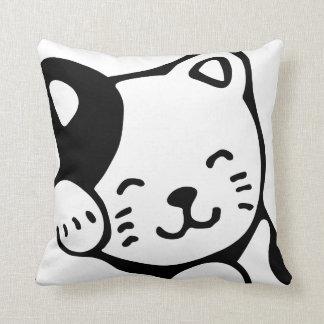 Almofada Travesseiro decorativo do gatinho