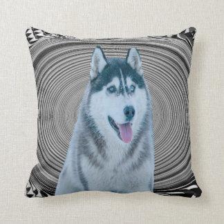 Almofada Travesseiro decorativo do lobo