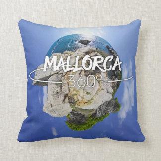 Almofada Travesseiro decorativo do logotipo do céu do Sa