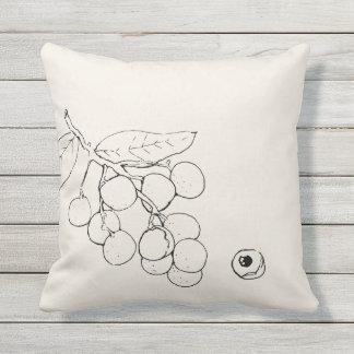 Almofada Travesseiro decorativo do Longan
