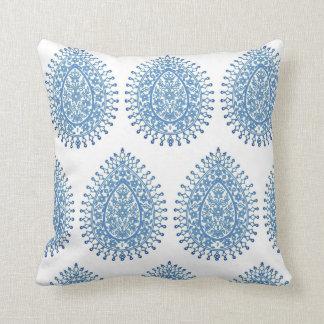 Almofada Travesseiro decorativo do motivo de Paisley da