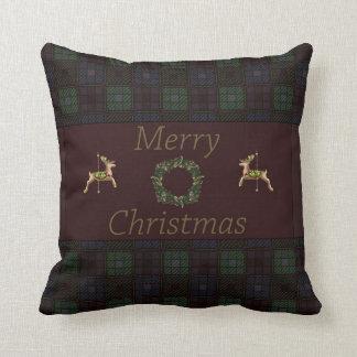 Almofada Travesseiro decorativo do Natal