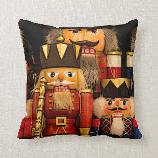 Almofada Travesseiro decorativo do Natal dos Nutcrackers