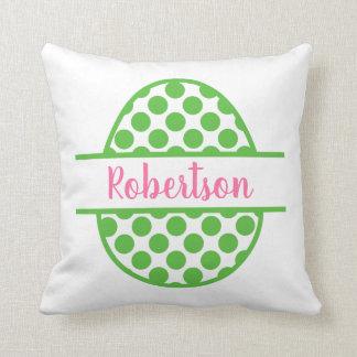 Almofada Travesseiro decorativo do ovo da páscoa