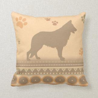Almofada travesseiro decorativo do pastor